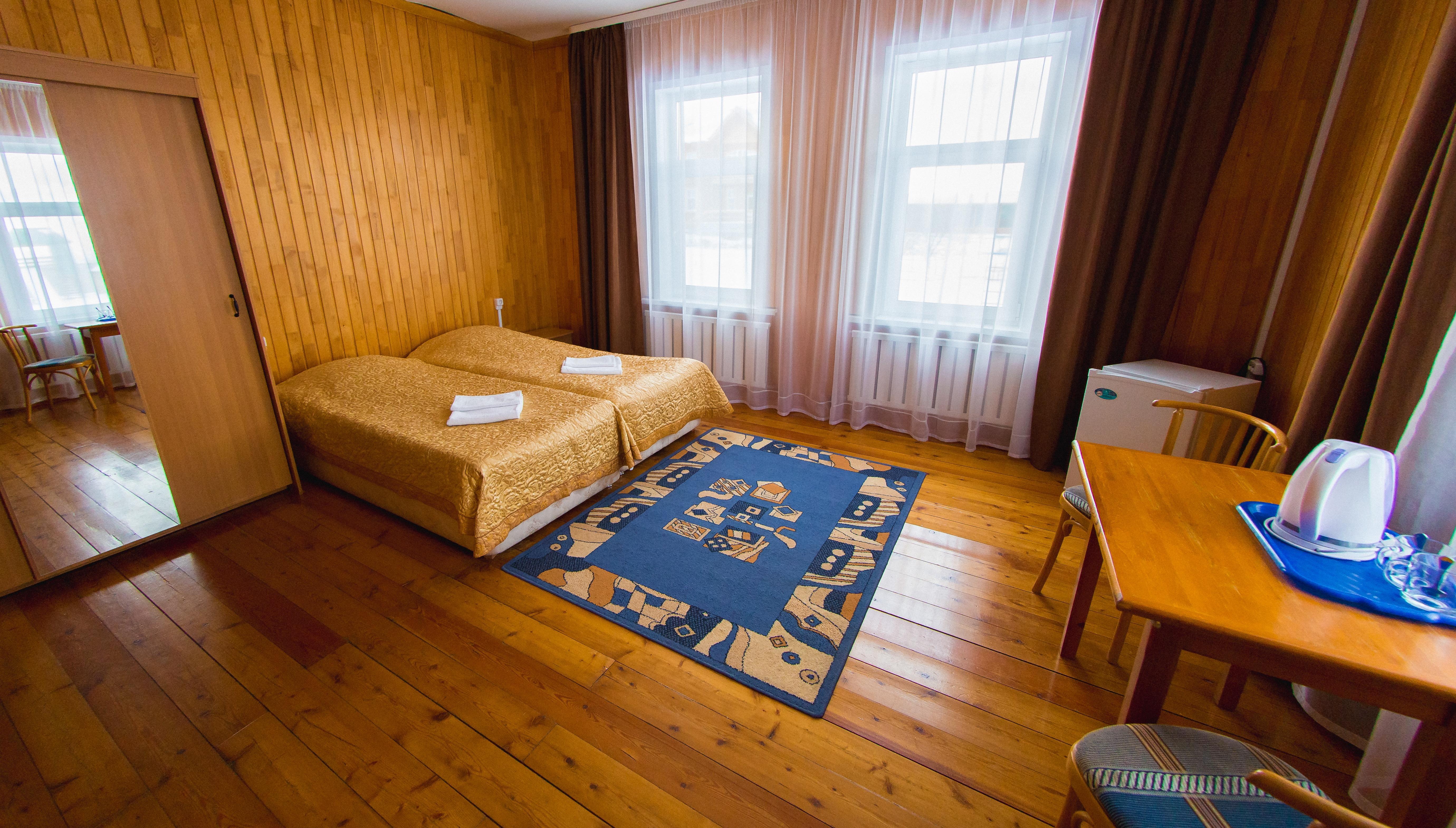 Первую социальную гостиницу открыли в поселке Эгвекинот на Чукотке