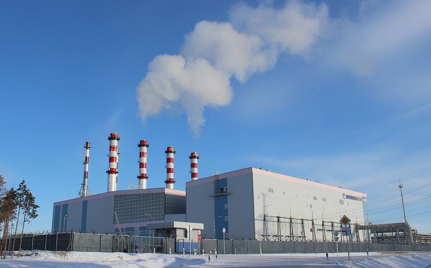 «Русгидро» завершило строительство первой очереди Якутской ГРЭС-2